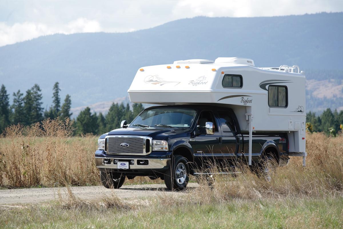 Truck Camper 1500 Series