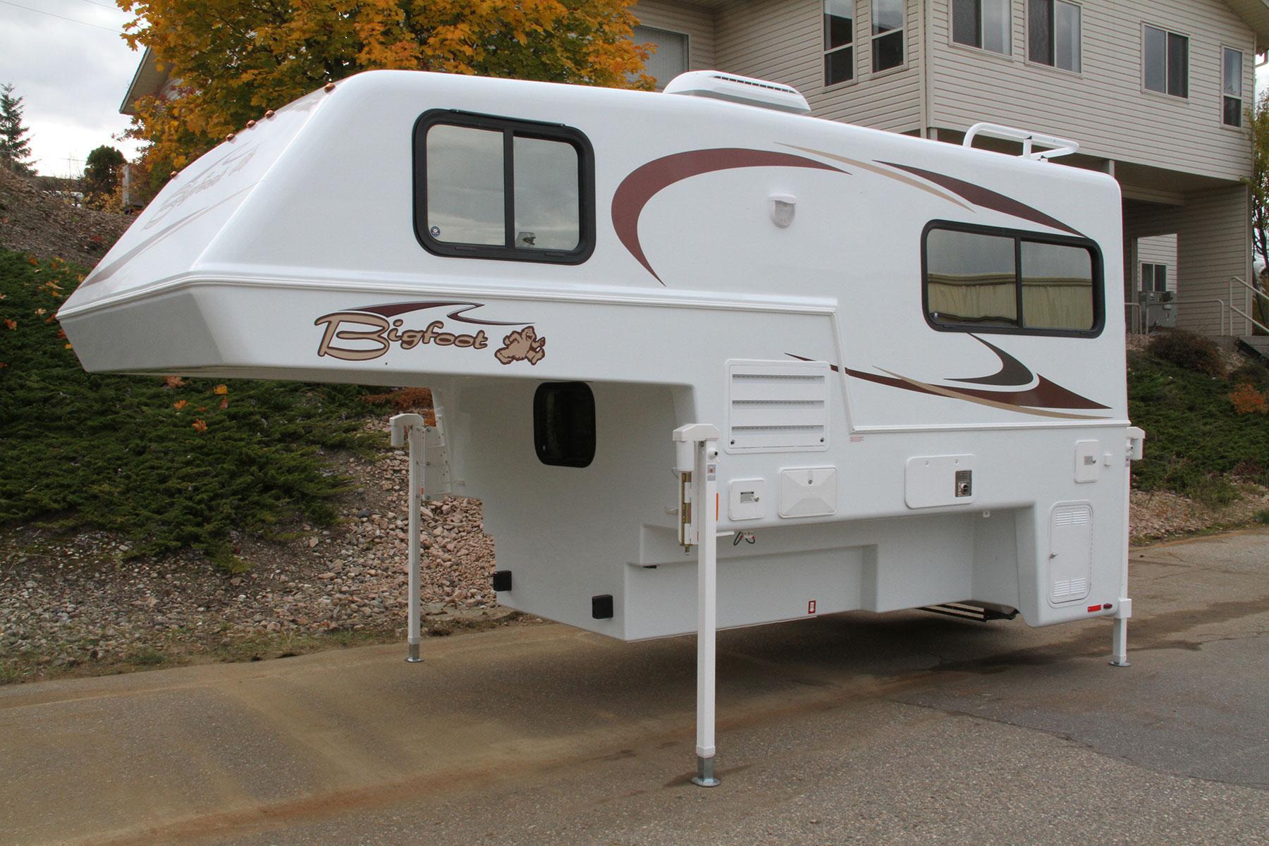 Truck Camper 2500 94 - Exterior View